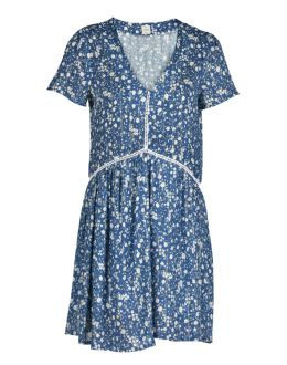 ROBE SYBILLE FLORAL