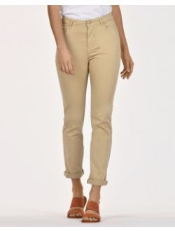 PANTALON MANDARINE COLOR